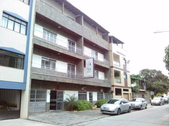 Pousada Porto Fino 2: Fachada do hotel
