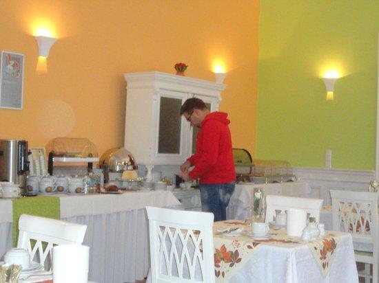 Hotel Kugel: Breakfast