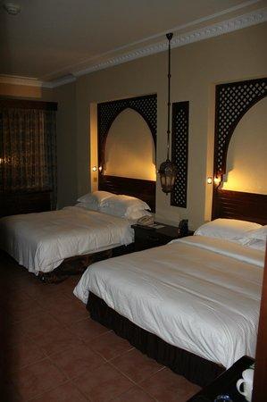 Hilton Ras Al Khaimah Resort & Spa: Zimmer