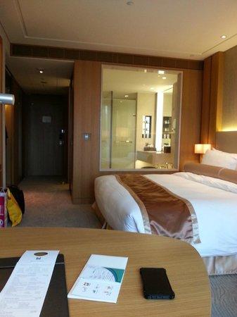 Millennium Hotel Taichung: 室內