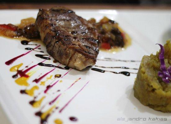 Estepa: bife