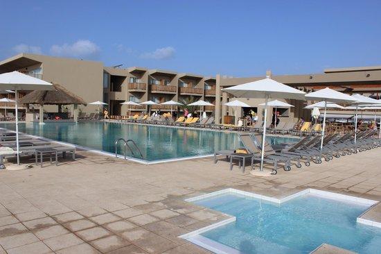 Oasis Salinas Sea Hotel Cape Verde Reviews