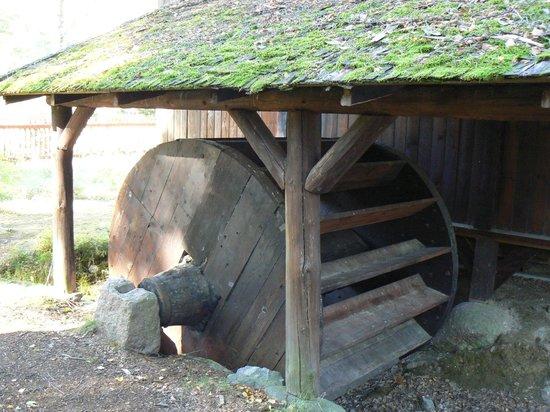Freilichtmuseum Seurasaari: Мельница