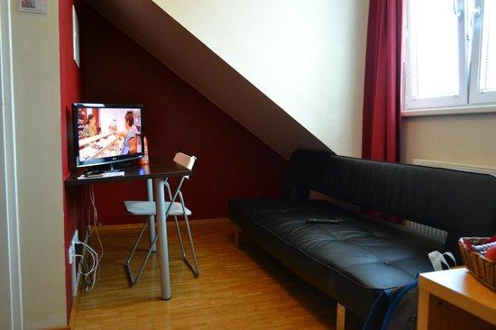 MEININGER Hotel Wien Downtown Franz: Room