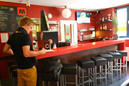 MEININGER Hotel Wien Downtown Franz: Bar