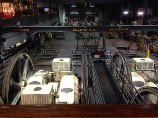 Cable Car Museum: Working lines