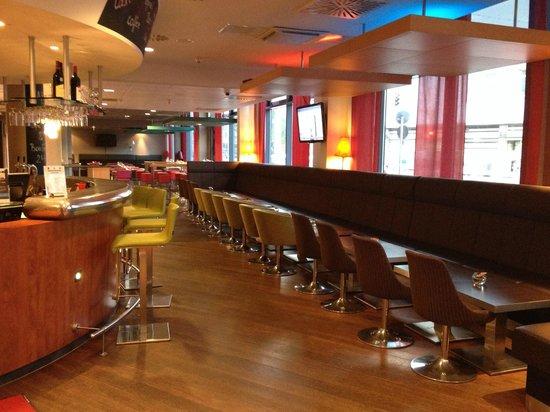 Novotel Suites Berlin City Potsdamer Platz : Lobby