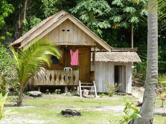 Sifa Cottage - Waleakodi: unser Bungalow