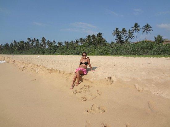 Ahungalla, Sri Lanka: наша территория-просто сказка