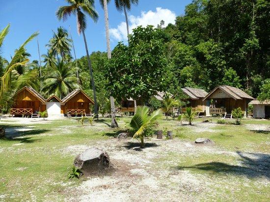 Sifa Cottage - Waleakodi : die Bucht