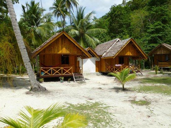 Sifa Cottage - Waleakodi : die zwei neuen Bungalows