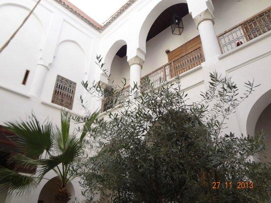 Riad Matham : centre