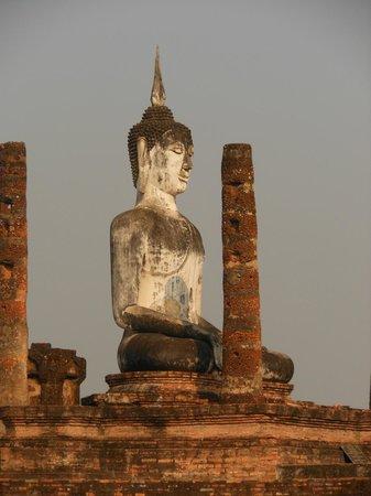 Sukhothai Heritage Resort: Bouddha