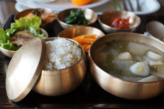 November: Korean Breakfast