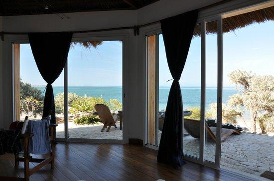 Anakao Ocean Lodge: Room view