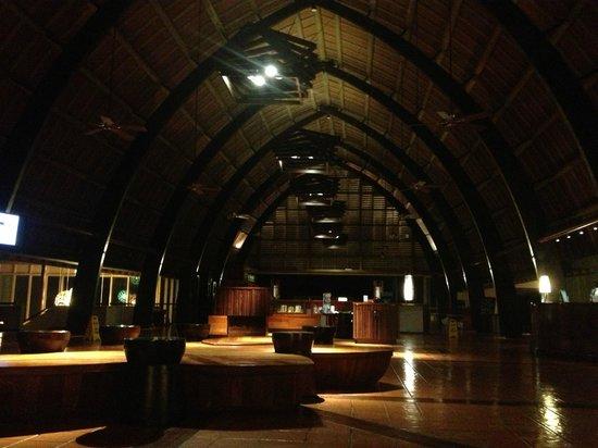 Holiday Inn Resort Vanuatu : Lobby area