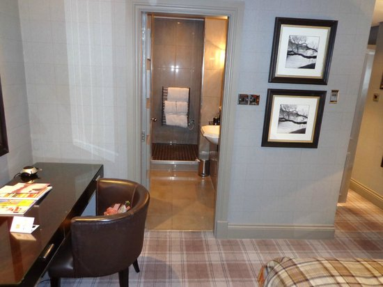 Cameron House on Loch Lomond : Superior room