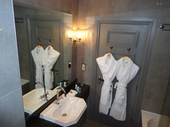 Cameron House on Loch Lomond : Superior room - bathroom