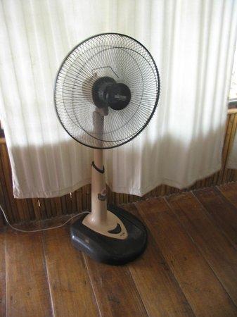 Pawapi Resort: ventilateur d'un autre temps