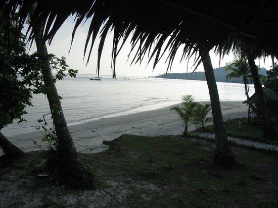 Pawapi Resort: seul la vue est belle