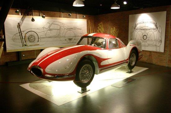 Fiat Turbina Italia 1954 Picture Of Museo Nazionale Dell