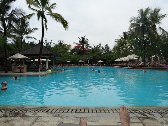 Padma Resort Legian: Pool