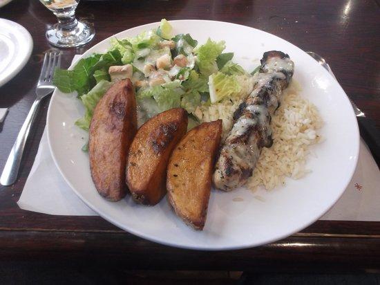 Restaurant De La Place : Mon plat du 9 décembre 2013