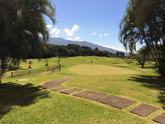 Costa Rica Marriott Hotel San Jose : Shooting range.