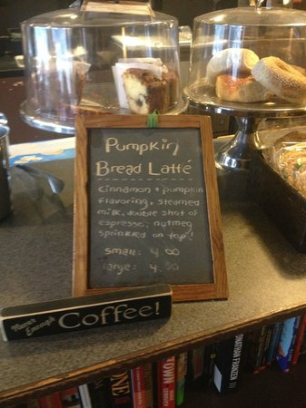 Updike's Newtowne Coffee Roasting Company : Fresh goodies