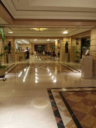InterContinental Hotel Buenos Aires : Lobby