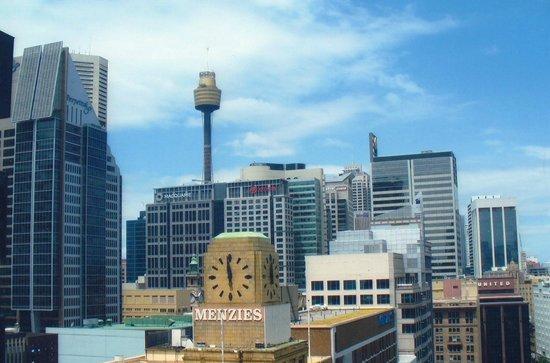 Amora Hotel Jamison Sydney: Great View