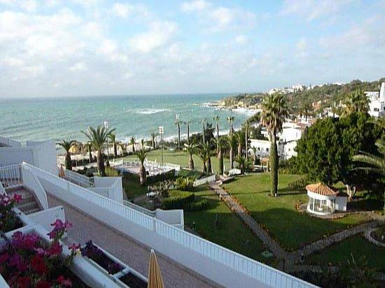 Muthu Clube Praia da Oura: View from Room 838