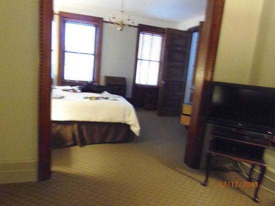 Hotel Wales: suite