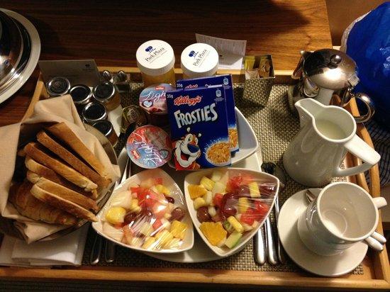 Park Plaza County Hall London: Breakfast