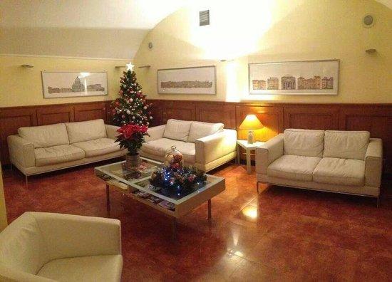 Hotel Ivanhoe : Christmas is all around...