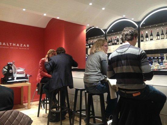 Le Balthazar: bar