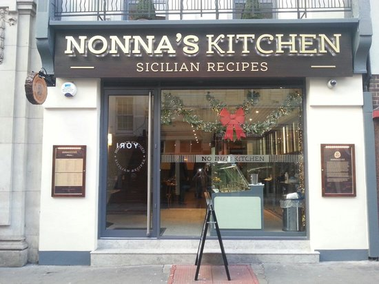 C Nonna S Kitchen
