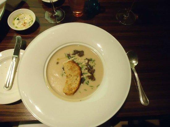 Scala - Chef kitchen & bar: White Bean Soup