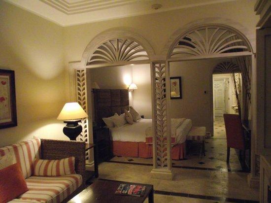 Sanctuary Cap Cana by Playa Hotels & Resorts: suite vue mer et piscine