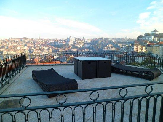 The Yeatman : Terrasse chambre216