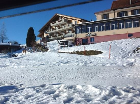 Mt. Rigi: sights and snow in the mountains