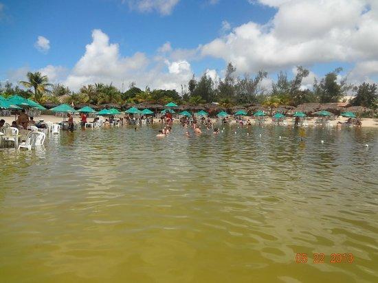 Lagoa de Pitangui : Ótima estrutura