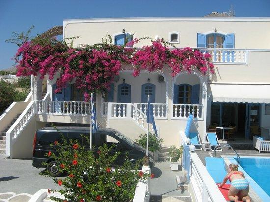 Stelios Place: Отель