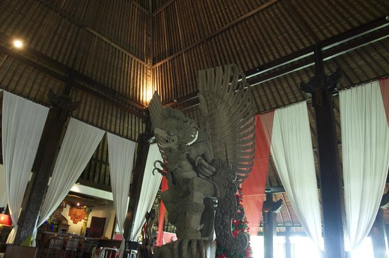 Hotel Tugu Bali : Main lobby