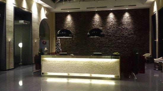 Hotel Palazzo Zichy: Receptie