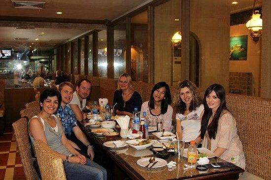 Beirut Restaurant - Silom : March 2013