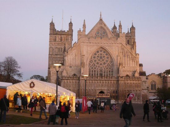 ABode Exeter: Exeter Cathedral