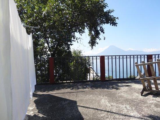 Hotel Sueno Real: Terrasse dernier étage
