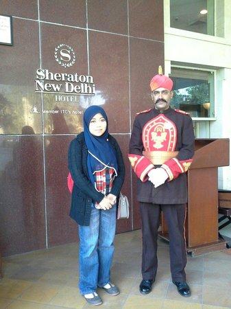 Sheraton New Delhi: Nice hotel !!
