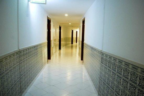 Hotel Apartamento Brisa Sol: pasillos